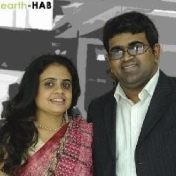 Mridula and Anuj Gudekar
