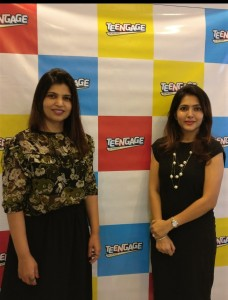 Teengage co-founders