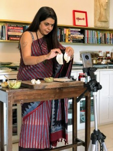 Inderpreet Virtual Cooking Class
