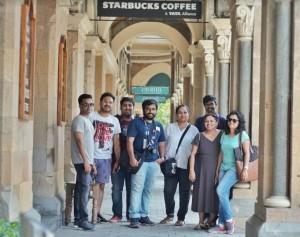 Starbucks Horniman Circle