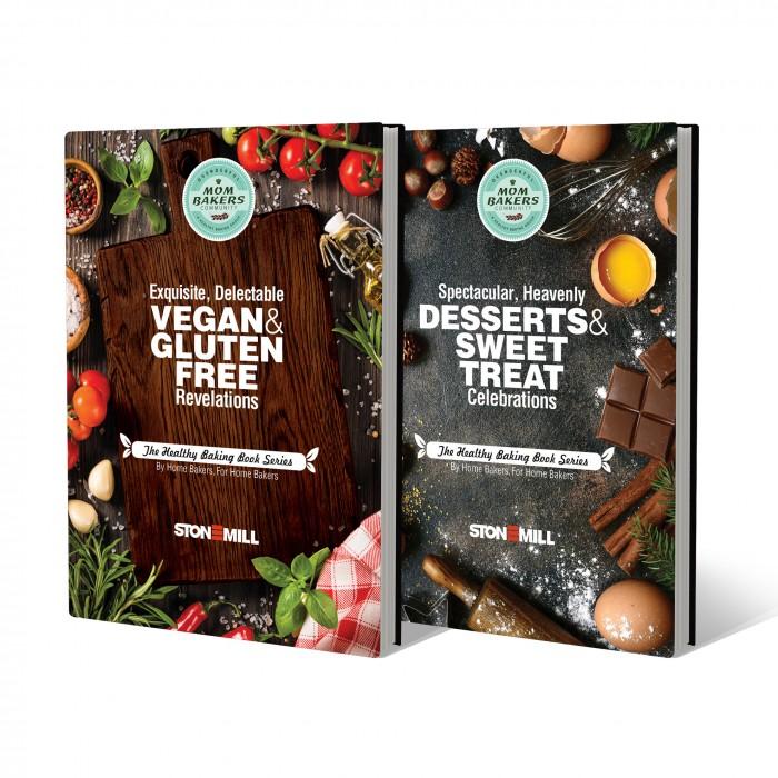 Healthy Baking Book Series Vegan+Sweet