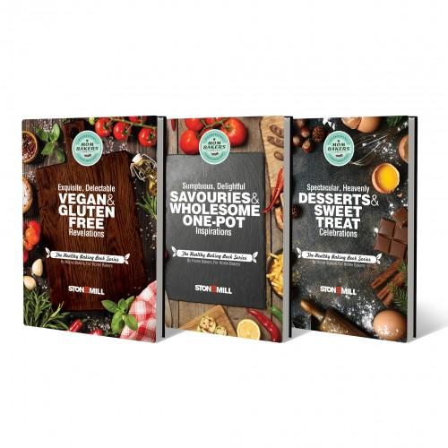 Healthy Baking Book Series