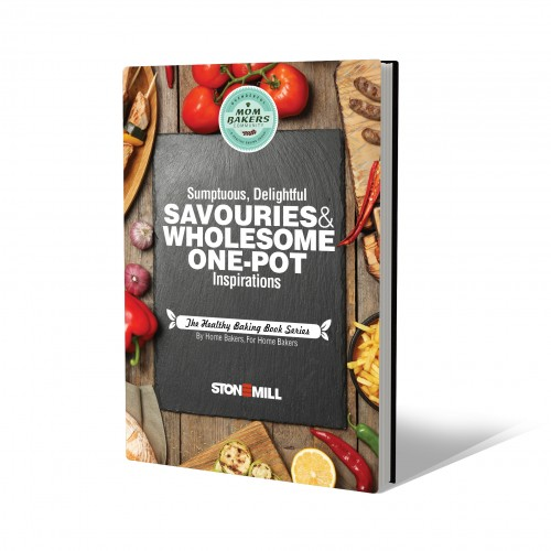 Healthy Baking Book Series Savoury