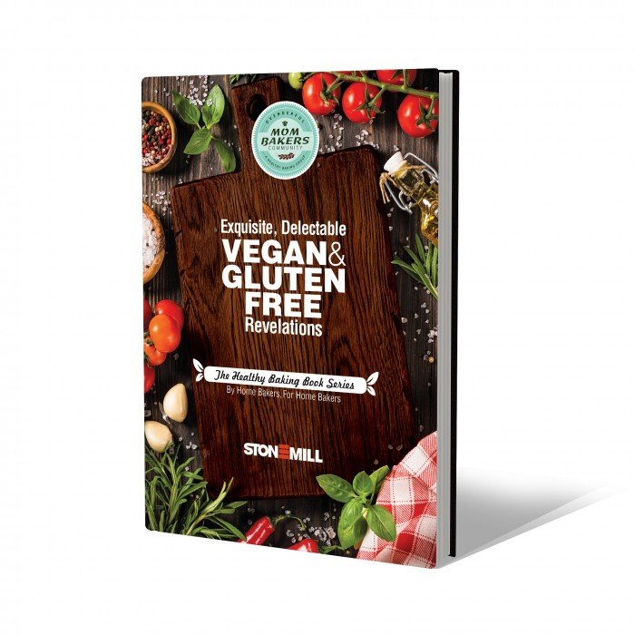 Healthy Baking Book Series Vegan