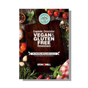Vegan Healthy Baking Book Series