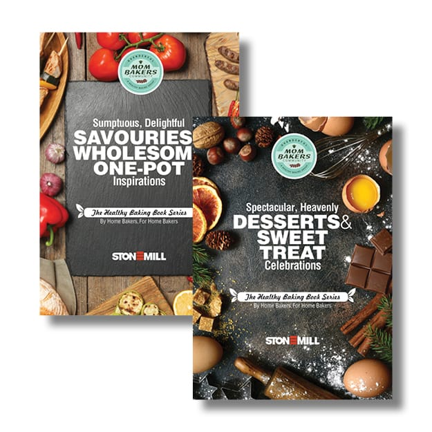 The Healthy baking Book Series Savoury, Sweet