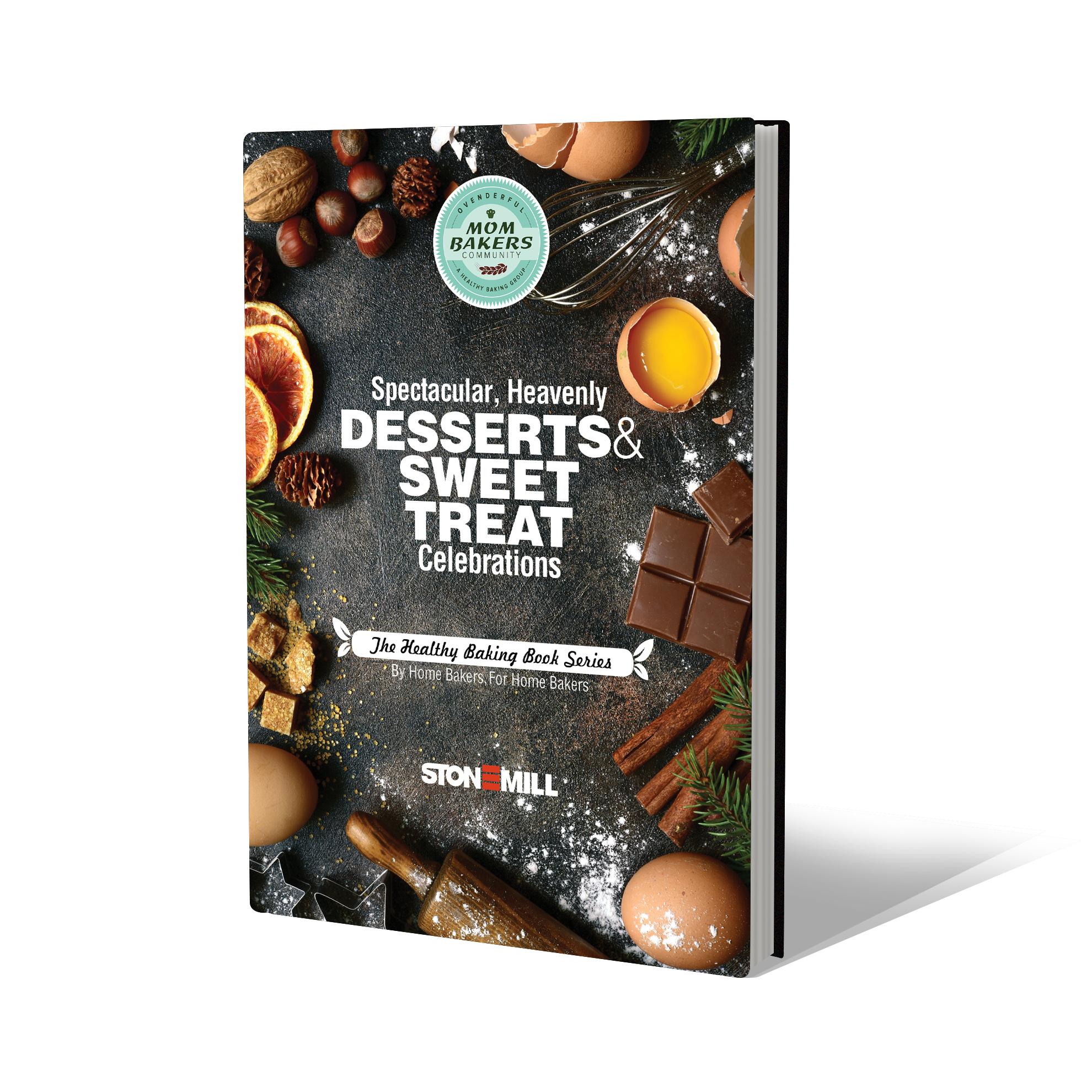Healthy Baking Book Series Sweet